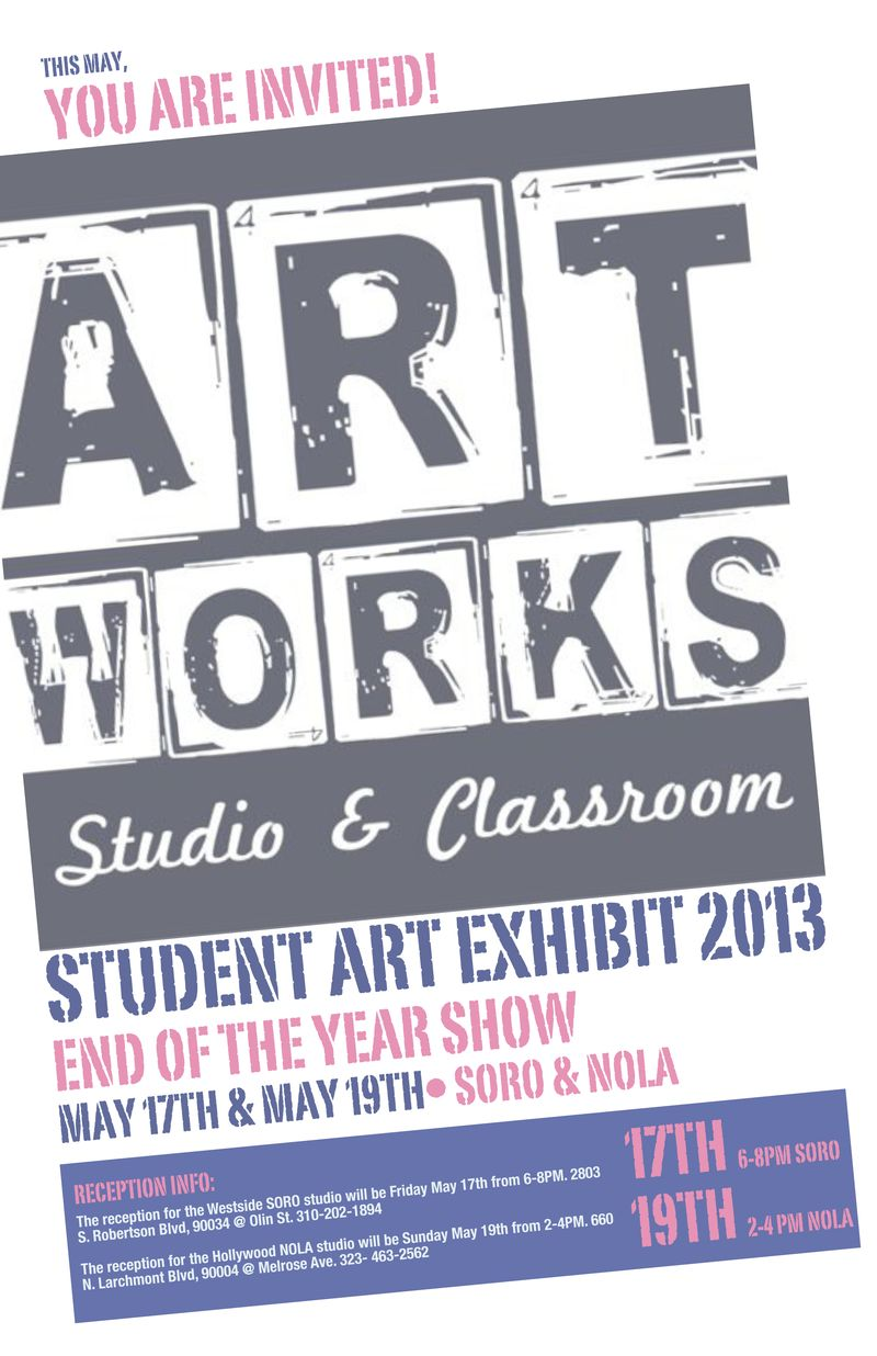 Art Show 2013